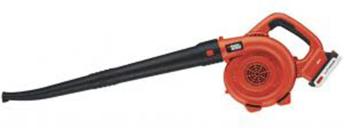 Worx Cordless W0710 Air Blower Sweeper Cleaner Combo Gutter Kit